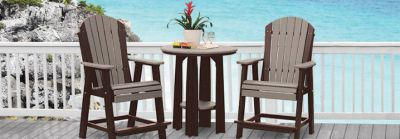 Charmant Foremost Groups, Gather Craft Outdoor Dining Chairs