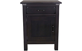 Daniel's Amish Wildwood Nightstand