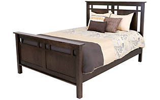 Daniel's Amish Heartland Queen Bed