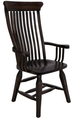 Daniel's Amish Old Country Arm Chair