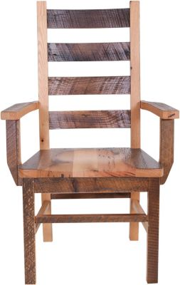 Daniel's Amish Reclaimed Arm Chair