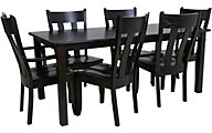 Daniel's Amish Franklin 7-Piece Dining Set