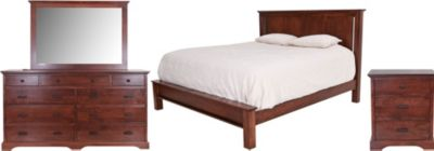 Daniel's Amish Elegance King Bedroom Set