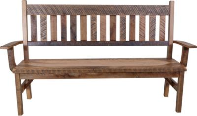 Daniel's Amish Reclaimed Bench