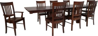 Daniel's Amish Emmett 9-Piece Dining Set