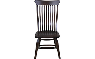 Daniel's Amish Cocoa Side Chair
