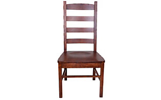 Daniel's Amish Solid Cherry Side Chair