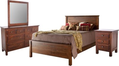 Daniel's Amish Lewiston Queen Bedroom Set