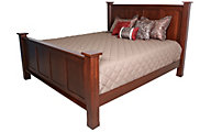 Daniel's Amish Treasures King Bed