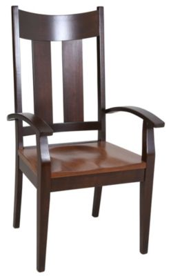 Daniel's Amish Millsdale Arm Chair