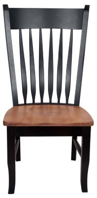 Daniel's Amish Buckeye Side Chair