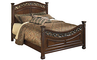 Ashley Leahlyn King Bed