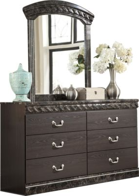 Ashley Vachel Dresser with Mirror