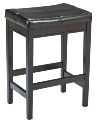 Ashley Kimonte Brown Counter Stool