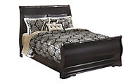 Ashley Esmarelda Queen Sleigh Bed