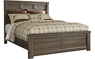 Ashley Juararo Queen Panel Bed