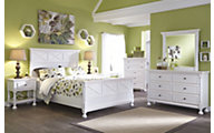 Ashley Kaslyn Queen Bedroom Set