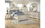 Ashley Catalina 4-Piece King Bedroom Set