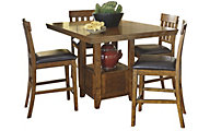 Ashley Ralene 5-Piece Counter Set