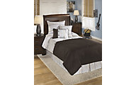 Ashley Stickly Multi 5-Piece Twin Comforter Set