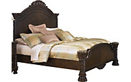 Ashley North Shore Queen Panel Bed