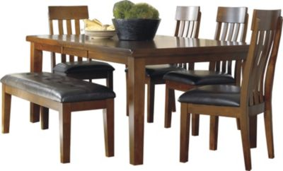 Ashley Ralene 6-Piece Dining Set