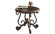 Ashley Rafferty Round End Table