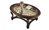 Ashley Norcastle Oval Coffee Table