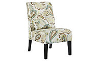 Ashley Annora Paisley Accent Chair