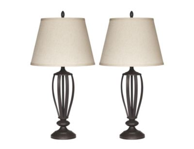 Ashley Mildred Table Lamps, Set of 2