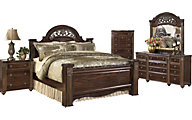 Ashley Gabriela 4-Piece King Bedroom Set