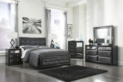 Ashley Alamadyre 4 Piece Queen Panel Bedroom Set