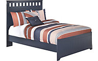 Ashley Leo Full Panel Bed