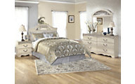 Ashley Catalina Queen Headboard Bedroom Set