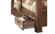 Ashley Timberline Underbed Storage