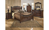 Ashley Leahlyn 4-Piece Queen Bedroom Set
