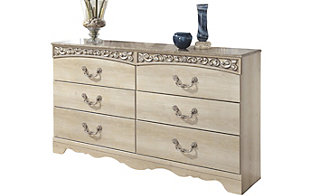 Ashley Catalina Dresser