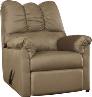 Ashley Darcy Collection Mocha Rocker Recliner