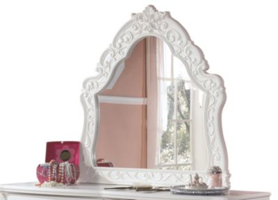 Ashley Exquisite French-Style Mirror