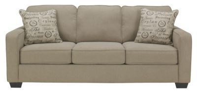 Ashley Alenya Quartz Queen Sleeper Sofa
