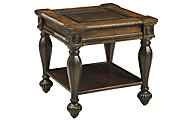 Ashley Mantera Square End Table