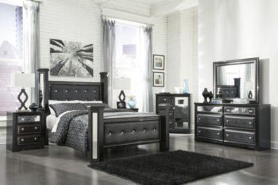 Ashley Alamadyre 4 Piece King Bedroom Set