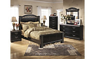 Ashley Constellations 4-Piece King Bedroom Set