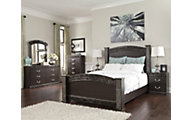 Ashley Vachel 4-Piece Queen Bedroom Set