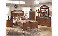 Ashley Fairbrooks Estate 4-Piece Queen Bedroom Set