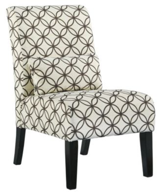 Ashley Annora Brown Accent Chair