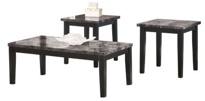Ashley Maysville Collection Coffee Table & 2 End Tables
