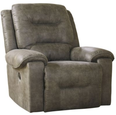 Ashley Rotation Power Rocker Recliner