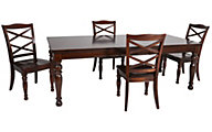 Ashley Porter 5-Piece Dining Set
