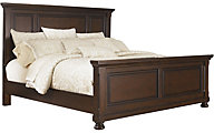 Ashley Porter Queen Panel Bed